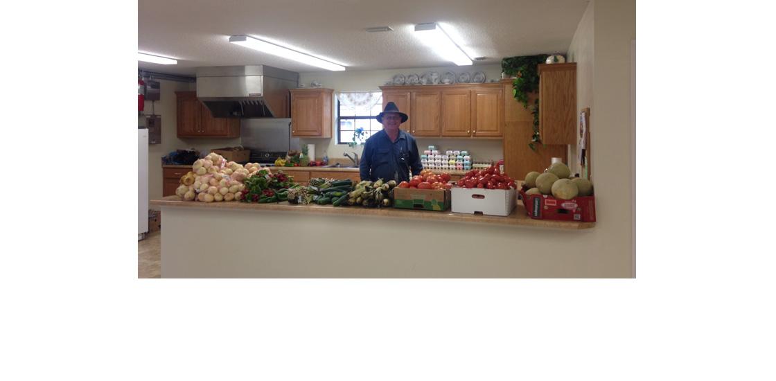Volunteer at Hunger Program