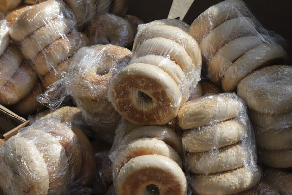 Seran Wrapped Bagels for Food Giveaway in Destin FL